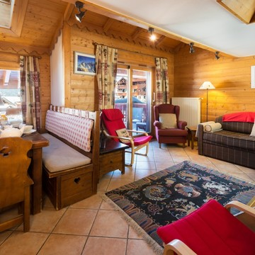 Chalet Genepi ski chalet in Meribel Village