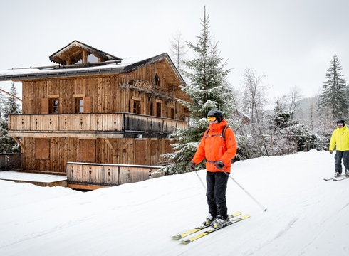 Chalet Les Oursons ski chalet in La Tania