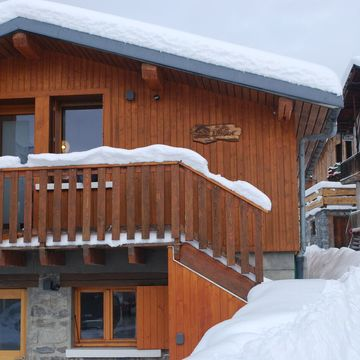 Chalet Arbe ski chalet in Meribel Village