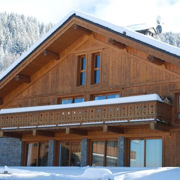 Chalet Le Christophe ski chalet in Meribel Village
