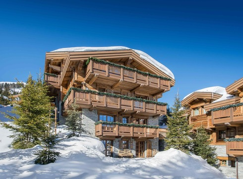 Chalet Nanuq ski chalet in Courchevel 1850