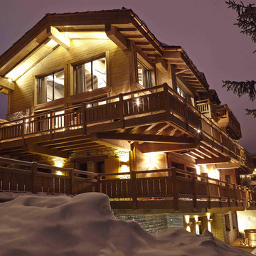 Chalet Perce Neige ski chalet in Courchevel 1850