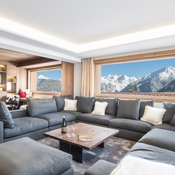 Chalets courchevel village chalet 1550