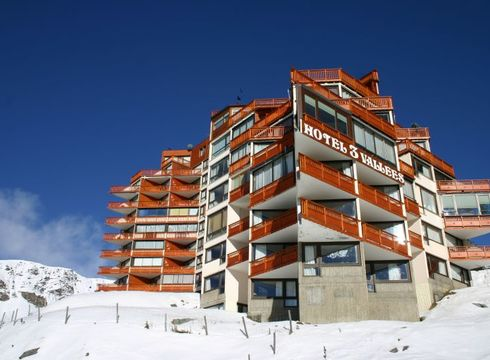 Hotel Trois Vallees ski hotel in Val Thorens