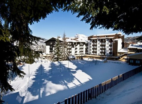 Hotel Royal Rochebrune ski hotel in Megeve