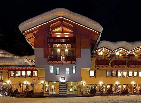 Hotel Folgarida ski hotel in Folgarida