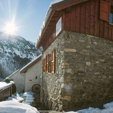 Chalets vaujany rostaing