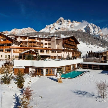 Hotels san cassiano hotel fanes