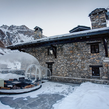 Chalet Himalaya ski chalet in Val d'Isere