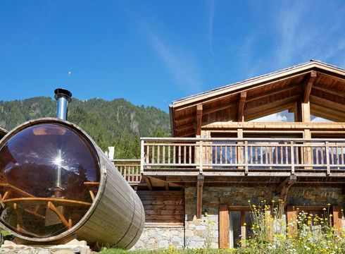 Chalet Eco Lodge ski chalet in Chamonix