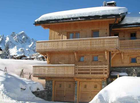 Chalet Feniere ski chalet in Courchevel 1850