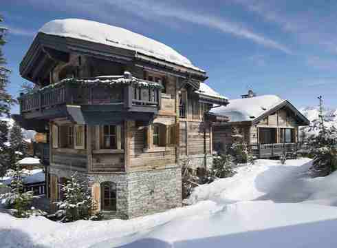 Chalet Le Petit Palais ski chalet in Courchevel 1850
