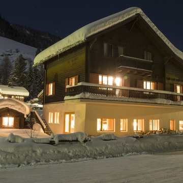 Chalet Edelweiss ski chalet in Zinal