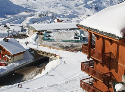 Chalet Carambole ski chalet in Val Thorens