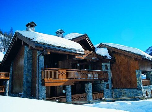 Chalet Face ski chalet in Val d'Isere
