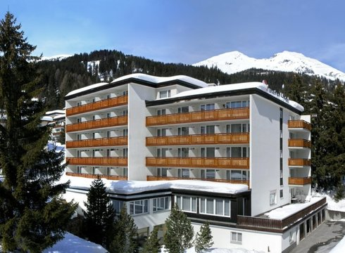 Sunstar Alpine Family Hotel ski hotel in Davos