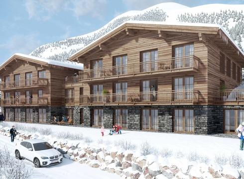 Chalet - The Alpine Retreat ski chalet in Lech