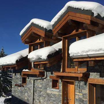 Chalet Irma ski chalet in Courchevel Moriond