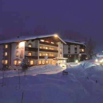 Chalet hotels in lech theodul