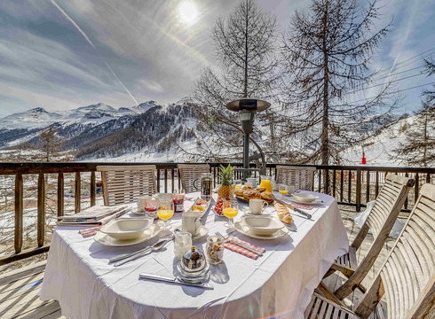 Chalets val disere
