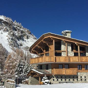 Chalets val d%27isere chalet daria