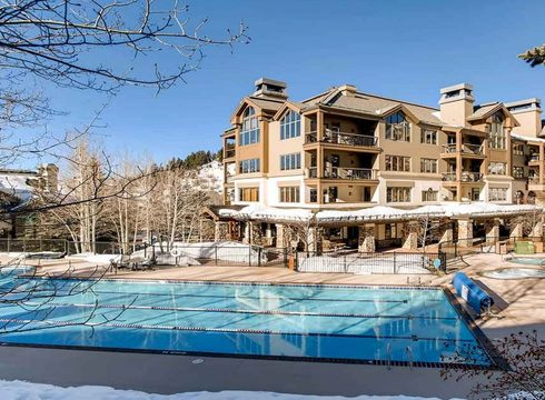 Hotel Highlands Lodge ski hotel in Beaver Creek