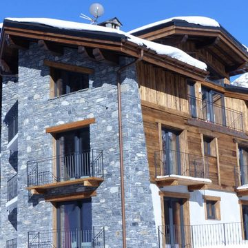 Chalets val d isere chalet d isere exterior