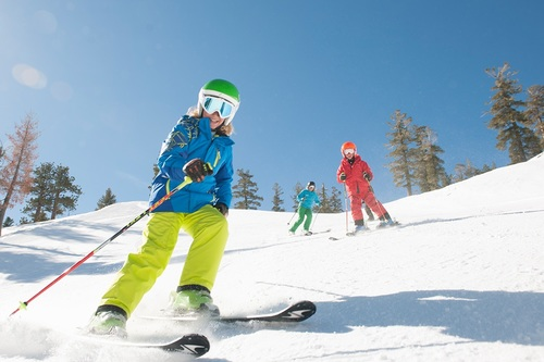 First ski holiday with children - things to consider