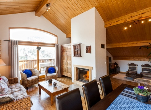 Chalets in meribel chalet bouchot
