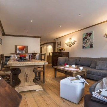 Chalet Corelli ski chalet in Courchevel Moriond