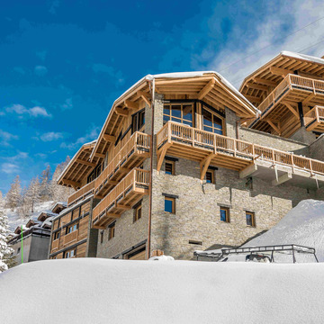 Chalet Ubud ski chalet in Tignes (Les Brevieres)