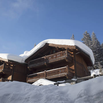 Chalets courchevel 1850 colombe