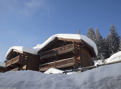 Chalet Colombe ski chalet in Courchevel 1850