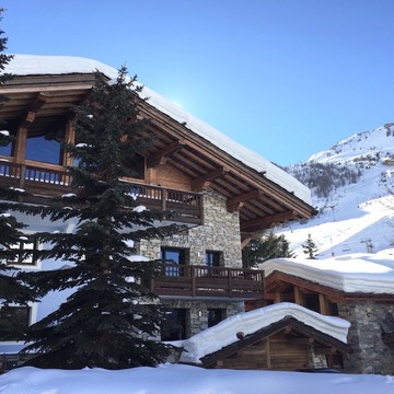 Chalet Kenzo ski chalet in Val d'Isere
