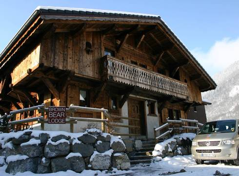 Chalet Brown Bear Lodge ski chalet in Morzine