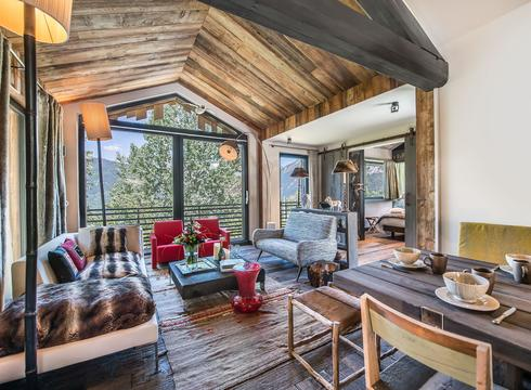 Chalet Ilulissat ski chalet in Courchevel Village
