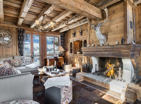 Chalet Alpette ski chalet in Courchevel Village
