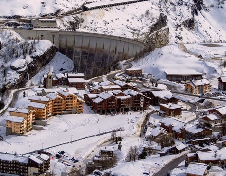 Resort guide Tignes 1800 - Les Boisses