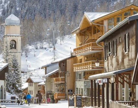 Tignes Les Brevieres - resort guide