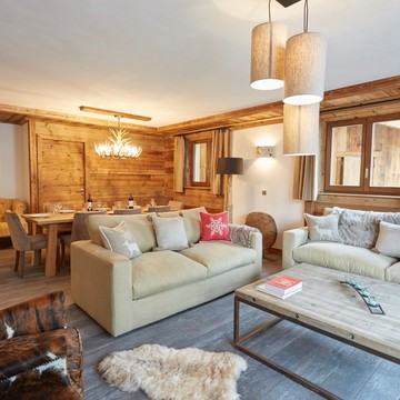 Chalet Canadienne ski chalet in Val d'Isere