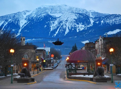 Revelstoke resort guide old town