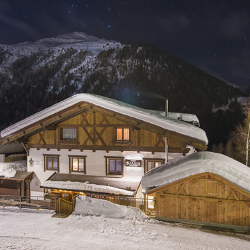 Chalet narnia st anton exterior