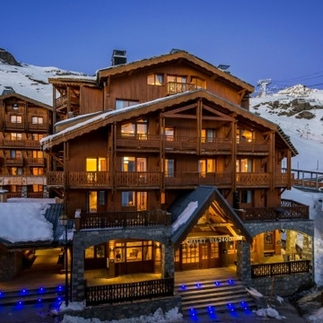 Chalet Aries ski chalet in Val Thorens