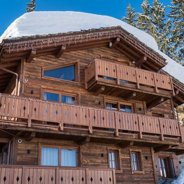 Chalet Elixir ski chalet in Courchevel 1850