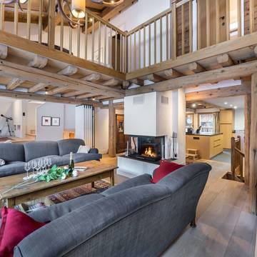 Chalet Pierremont ski chalet in Courchevel Le Praz