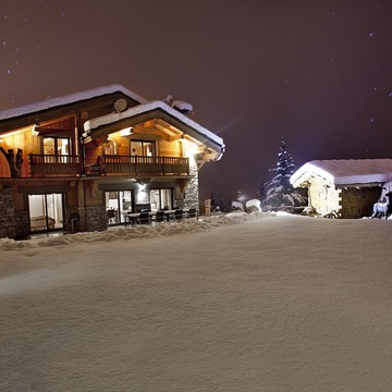 Chalets courchevel chalet elista