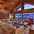 Chalets meribel village chalet du vallon
