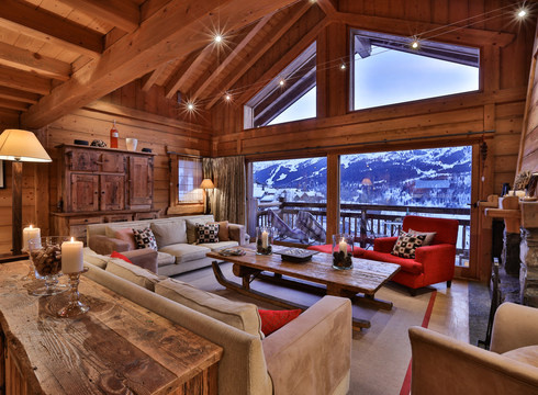 Chalet Du Vallon ski chalet in Meribel