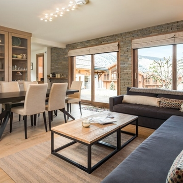 Chalet Marmottes ski chalet in Meribel Village