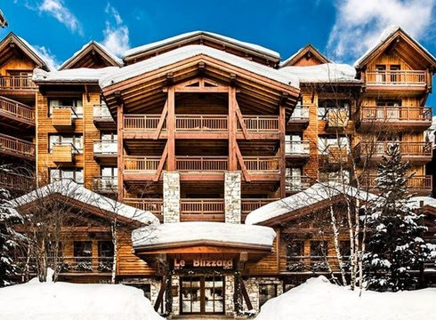 Hotel Le Blizzard ski hotel in Val d'Isere